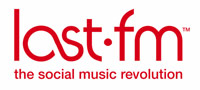an image of the Last.fm logo